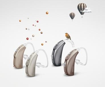 Különbözõ tipusú és gyártmányú hallókészülékek felírása